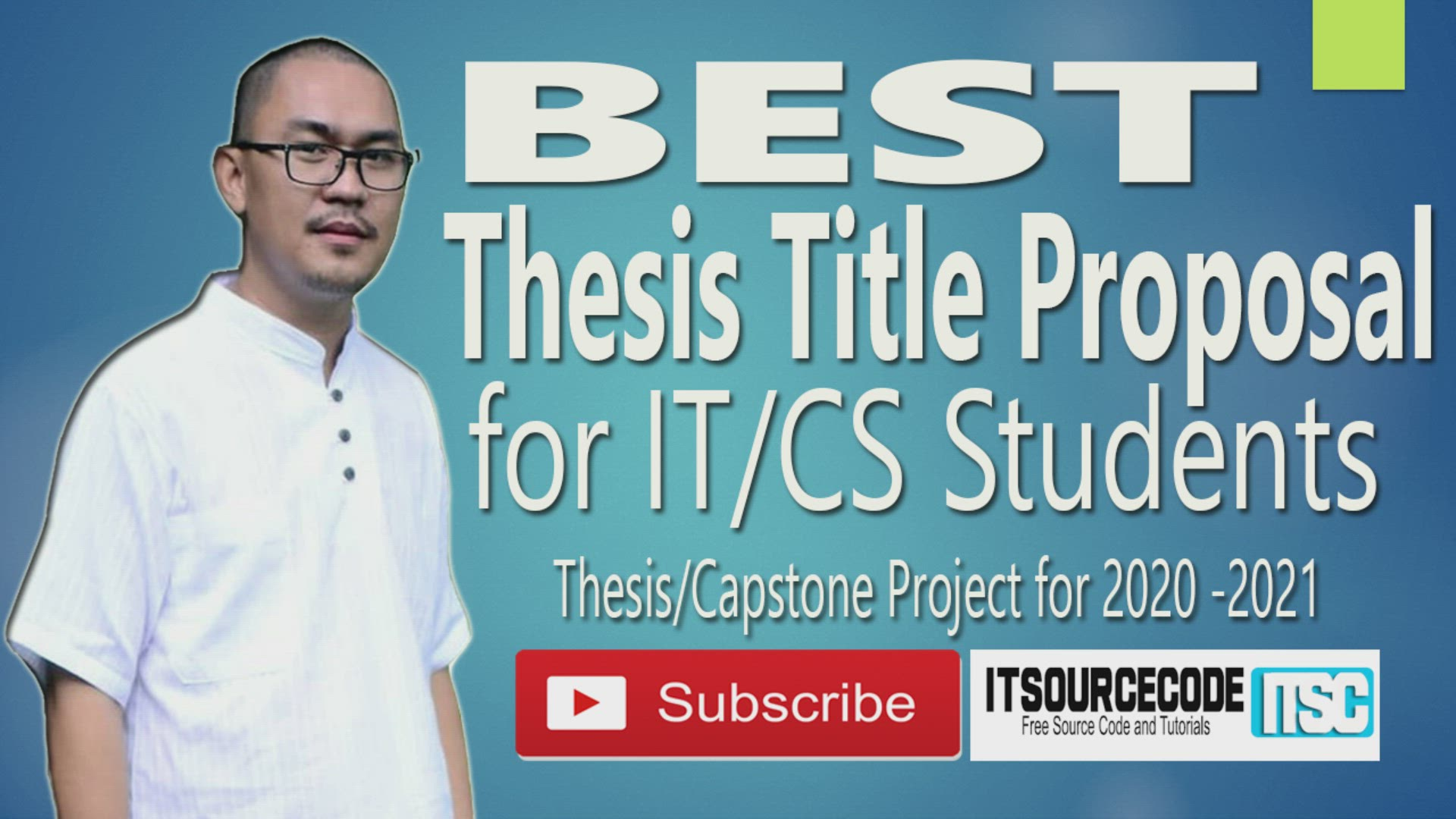best thesis title for bsit