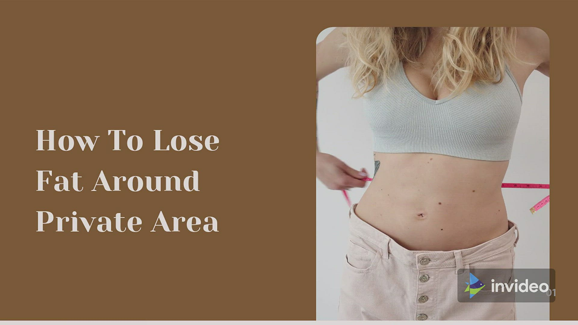 How To Lose Fat Around Private Area: 7 Secret Methods » Your