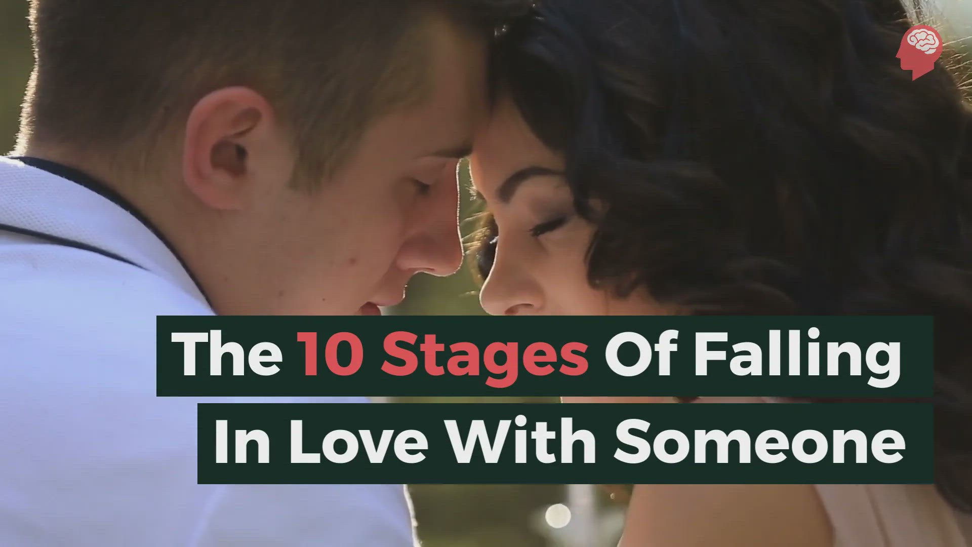 Falling in are how love know you to 10 Signs